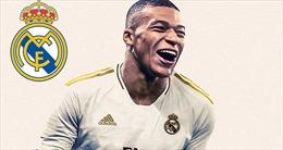 Dịch COVID-19 đã ngăn Mbappe tới Real Madrid