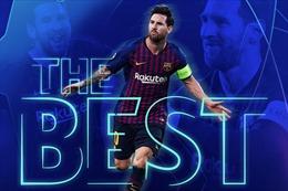 Messi - Đẳng cấp là mãi mãi