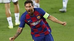 Cầu thủ siêu kiếm tiền 2019: Messi vượt Ronaldo