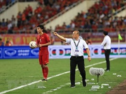 VFF gặp khó trong kế hoạch 'tẩy thẻ' cho HLV Park Hang-seo ở AFF Cup 2020