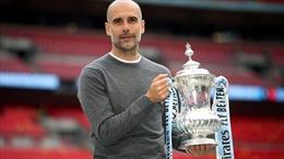 Pep Guardiola: 'Ăn ba' giải quốc nội còn khó hơn vô địch Champions League
