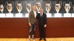 Zidane trở lại 'trục vớt tàu đắm' Real Madrid