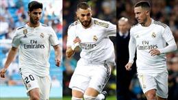 Real có hàng công siêu mạnh ngày La Liga trở lại