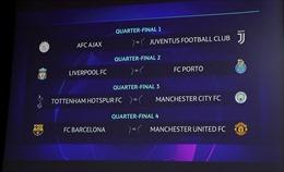 Tứ kết Champions League 2018 - 2019: Chờ các đội bóng Anh giải 'bài toán khó'