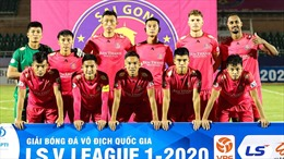Sài Gòn, TP Hồ Chí Minh 'song đấu' với Hà Nội tại V-League