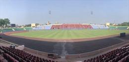 Sân Phú Thọ cần cải thiện nhiều hạng mục để tổ chức bóng đá nam SEA Games 31