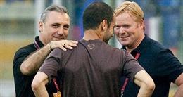Đồng đội cũ: 'Guardiola thành công ở Barcelona nhờ may mắn'