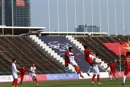 Thua 0 - 1 trước Indonesia, Việt Nam dừng bước tại bán kết U22 Đông Nam Á