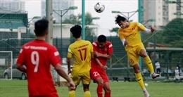 Cầu thủ U22 Việt Nam gặp chấn thương nặng