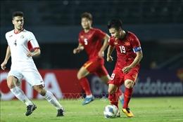 Trung Quốc rút đăng cai vòng chung kết U23 châu Á 2022 vì COVID-19