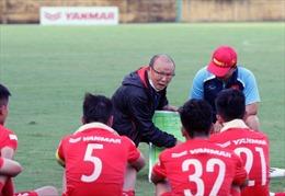 Đội hình U22 Việt Nam nào được thầy Park tin dùng trong trận 'thử lửa' với CLB Viettel?