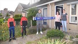 Văn Hậu 'biến mất' khỏi đội hình Heerenveen