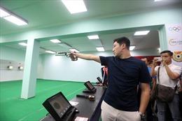 Bắn súng Việt Nam tổ chức giải đấu mang tên 'tượng đài' Jin Jong Oh