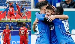 Thua Hoffenheim, Bayern đứt mạch 24 trận thắng liên tiếp