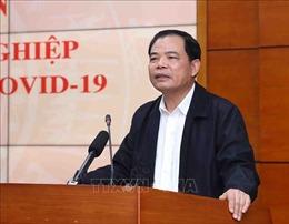 Bộ trưởng Nguyễn Xuân Cường: Từ Huế trở ra sẽ có vụ đông xuân thắng lợi, hoàn thành mục tiêu đạt 20,5 triệu tấn thóc