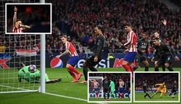 Liverpool gục ngã tại 'thánh địa' Wanda Metropolitano