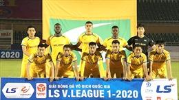 V-League: Các đội bóng 'cửa đóng, then cài' tập luyện