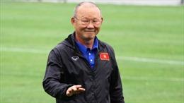 Vòng loại World Cup 2022: HLV Park Hang-seo triệu tập đủ bộ Quang Hải, Công Phượng, Văn Hậu, Xuân Trường