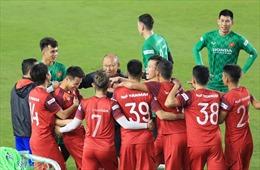 Dồn lịch cho tập huấn cuối năm của đội tuyển quốc gia và U22 quốc gia