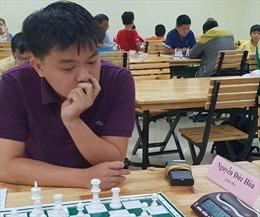 Kỳ thủ 8 tuổi bất ngờ thắng Đại kiện tướng tại Giải Cờ vua đấu thủ mạnh toàn quốc