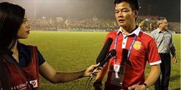 Đại diện đội bóng Nam Định: Trưởng ban trọng tài VFF nên xin nghỉ