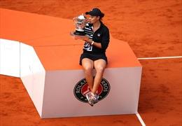 Ashleigh Barty vô địch Pháp mở rộng - chạm tay vào Grand Slam đầu tiên