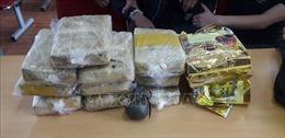 Ngăn chặn ma túy tại cửa ngõ miền Trung
