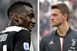Tin vui cho làng bóng đá, hai cầu thủ Juventus mắc COVID-19 đã khỏi bệnh