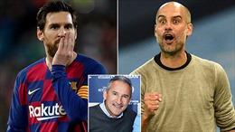 Đại diện Man City có mặt ở Barca chuẩn bị thương thảo về Messi