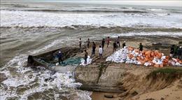 Mưa lũ miền Trung: 48 người chết và mất tích, lũ lớn xảy ra trên 14 tuyến sông chính