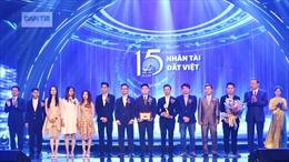 Sản phẩm chuyển đổi giọng nói sử dụng ở Quốc hội được vinh danh tại Nhân tài Đất Việt 2019