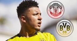 Dortmund bật đèn xanh cho Sancho ra đi