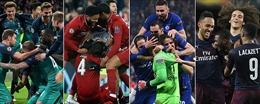 'Nội chiến' chung kết toàn Anh tại các giải đấu châu Âu: Kỷ lục chưa từng có
