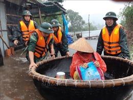Bảo đảm an toàn thực phẩm mùa bão lụt