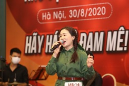 Nhiều bất ngờ từ vòng bán kết cuộc thi Tiếng hát công nhân