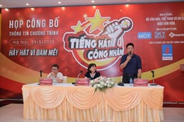 NSND Quốc Hưng: Khán giả sẽ bất ngờ với 'tiếng hát từ trái tim người công nhân'