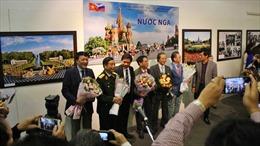 'Nơi ấy nước Nga' vun đắp tình hữu nghị Việt - Nga
