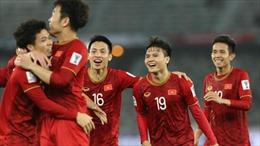 Tuyển Việt Nam đá giao hữu với Kyrgyzstan