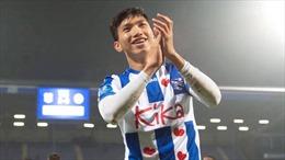 Văn Hậu hết cơ hội ra sân cho Heerenveen ở mùa bóng này