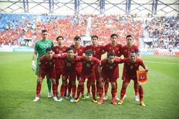 Đội tuyển Việt Nam thăng lên hạng 98 thế giới