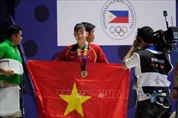 Ánh Viên được vinh danh, Việt Nam góp tiết mục đàn bầu, đàn nhị tại lễ bế mạc SEA Games 30
