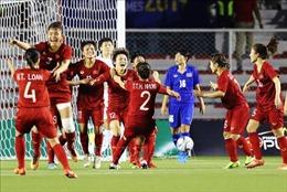 Bảng tổng sắp huy chương 8/12: Bóng đá nữ hoàn tất ngày 'vàng kỷ lục' của thể thao Việt Nam tại SEA Games 30
