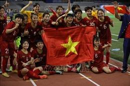 Đã có hơn 10 tỷ tiền thưởng cho các 'cô gái vàng' Việt Nam