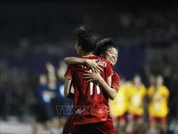 Hạ Philippines 2-0, tuyển nữ Việt Nam tái đấu Thái Lan ở chung kết