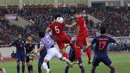 Hiệp 1 trận Việt Nam - Thái Lan: Văn Lâm cản phá thành công phạt đền, hai đội tạm hòa 0-0