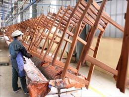 Ngành Gỗ 'trắng' đơn hàng xuất khẩu khiến nhiều lao động mất việc