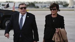 Bố mẹ vợ Tổng thống Trump cuối cùng đã được nhập quốc tịch Mỹ