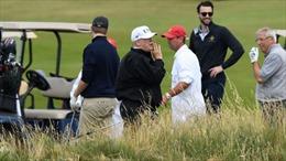 Mật vụ Mỹ đột tử sau khi tháp tùng Tổng thống Trump chơi golf