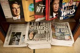 Tờ báo lớn ở Mỹ sa thải Tổng biên tập và một nửa nhân viêntrong chưa đầy 1 phút