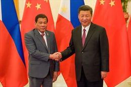 Chủ tịch nước Trung Quốc Tập Cận Bình thăm chính thức Philippines